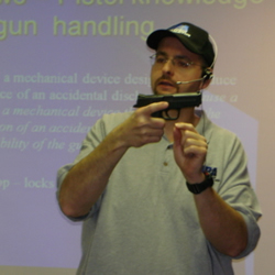 Take our class to qualify for your ccw licence